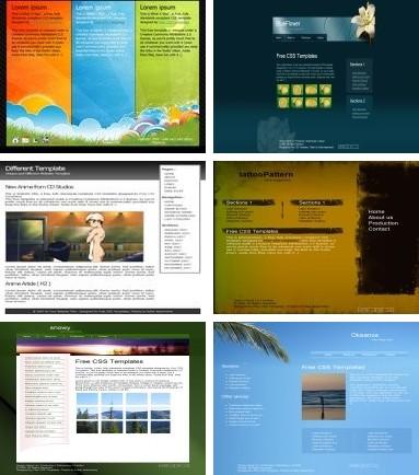 Free download program telecharger template gratuit pour for Site web gratuit