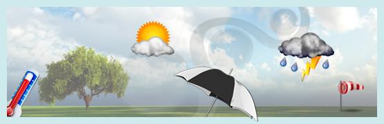 Télécharger des icones gratuites sur la météo et le climat