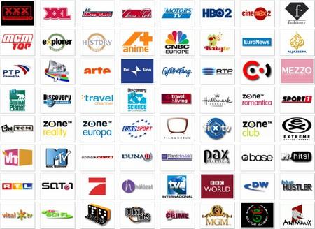 logos de television: