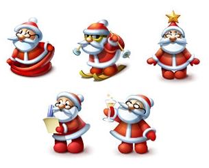 Christmas Crackers ou crakers de Noël